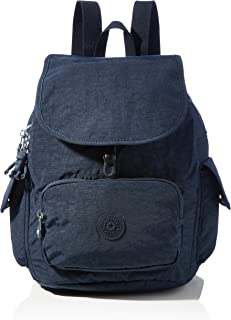 Kipling City Pack S, BACKPACKS para Mujer, azul, 19x27x33.5 cm (LxWxH)
