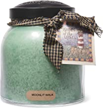 A Cheerful Giver Moonlit Walk 34 oz Papa Jar Candle, Green