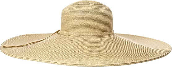 San Diego Hat Company Women's Ultrabraid X Large Brim Hat