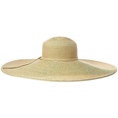 baab496aa Oversized Straw Hat: Amazon.com