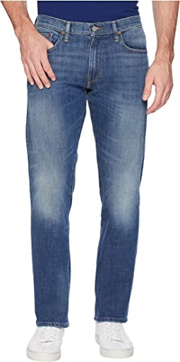 Hampton Athletic Fit Stretch Denim in Thompson