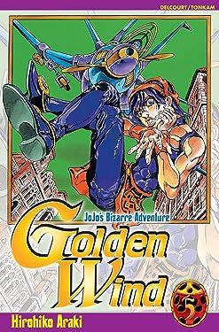 Jojo's - Golden Wind T05 (Jojo's - Golden Wind (5)) (French Edition)