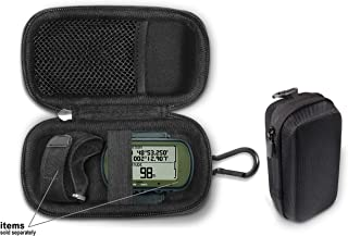 Hiking GPS Case Compatible with Garmin Foretrex 401, 301, 201, 601, 701 Hands-Free GPS, Wrist-Mounted Navigator, Compact and Light Weight Strong case for Excellent Protection and Easy Carrying