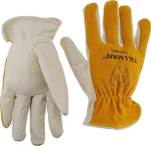 new arrival Tillman Leather Drivers Gloves, Cowhide, XL, PR, online wholesale Model:1414XL outlet sale