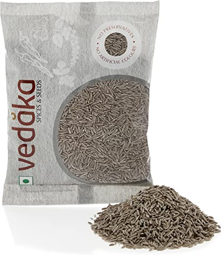 Amazon Brand - Vedaka Cumin (Jeera) Seed, 100g 1