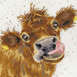 Bothy Threads Moo Counted Cross-Stitch Kit