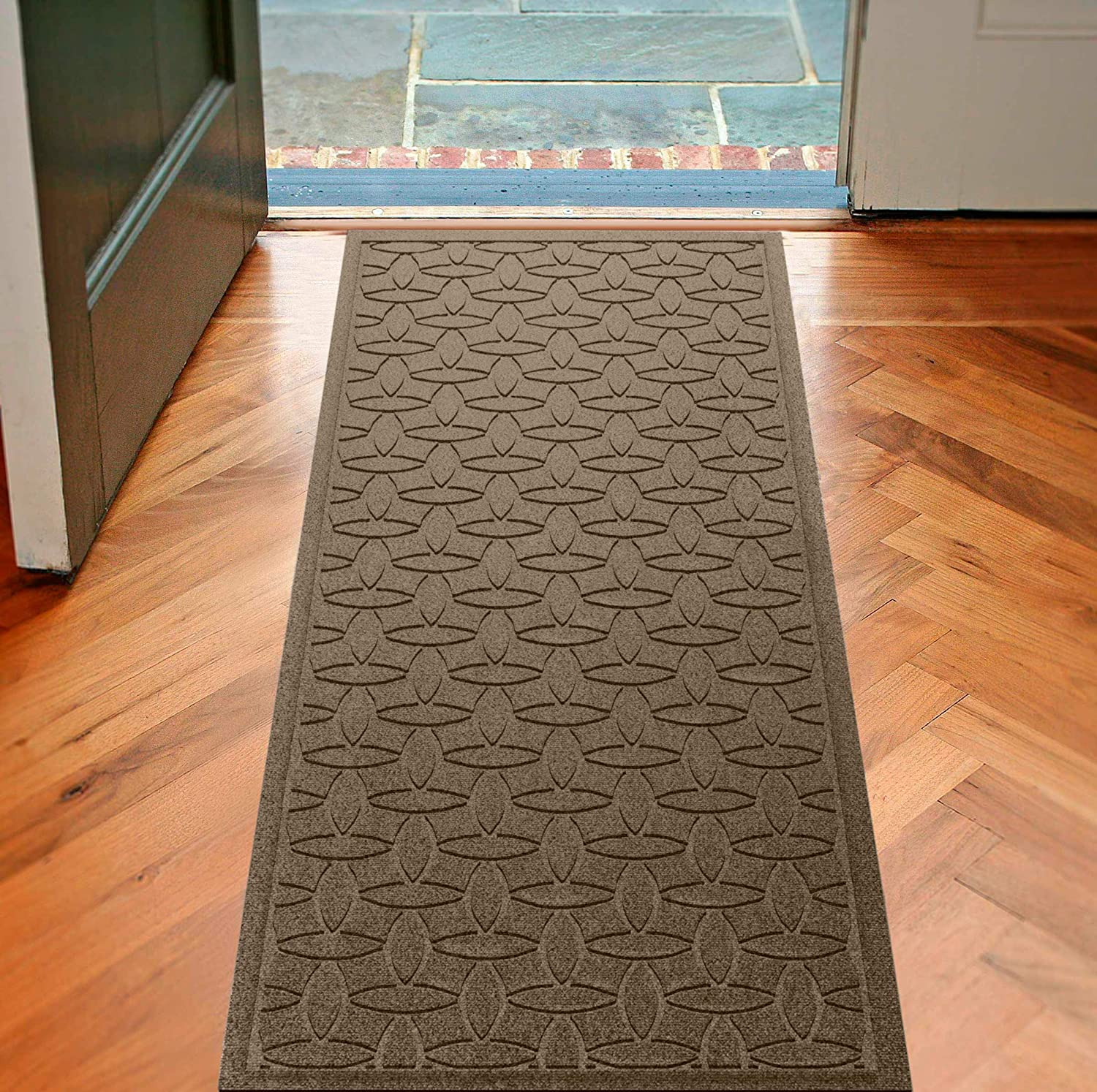 Bungalow Flooring Waterhog Runner Rug OFFicial 22 Max 86% OFF in U inches x 60 Made