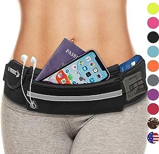 Waist Packs: Best Comfortable Unisex Running Belts That Fit All Waist Sizes & All..