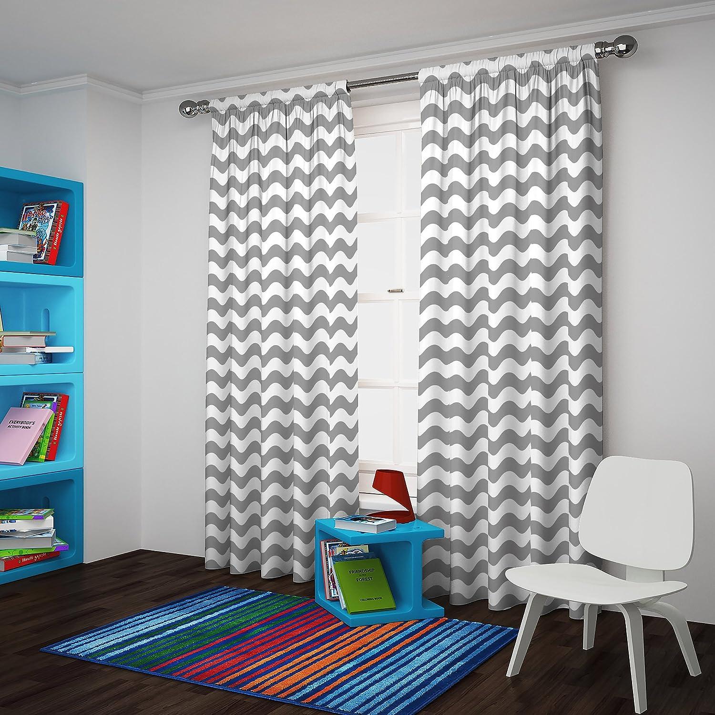 ECLIPSE Max 47% OFF Kids Room Darkening Curtains for Bedroom Scene 42