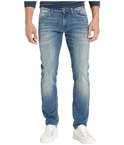 Mavi Jeans Jake Regular Rise Slim Leg in Shaded Authentic Vintage (Shaded Authentic Vintage) Men