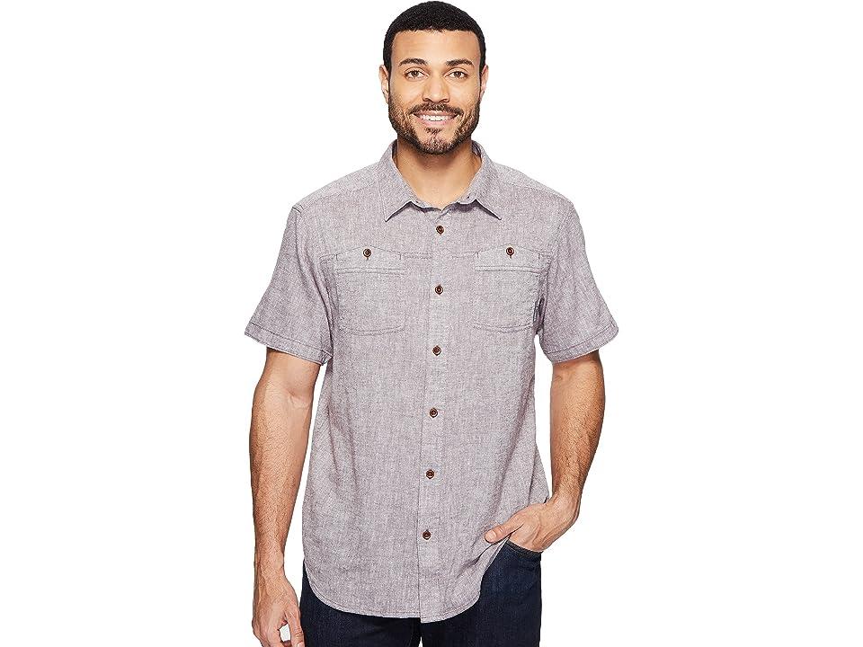 Columbia Southridge Short Sleeve Shirt (Purple Sage) Men