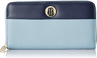 Tommy Hilfiger Women's Wallet (Blue)