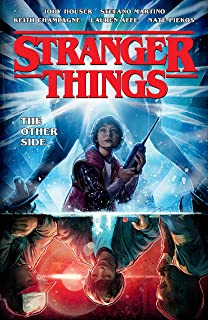 Stranger Things: The Other Side (Graphic Novel) (English Edi