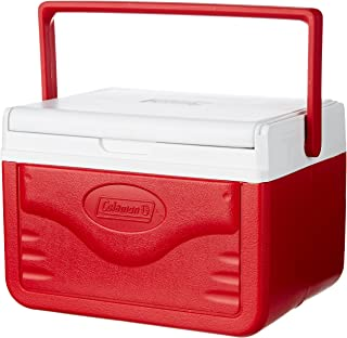 hard plastic cooler box