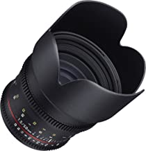 Best samyang 50mm t1 5 vdslr as umc Reviews