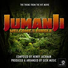Jumanji -Welcome To The Jungle - Main Theme