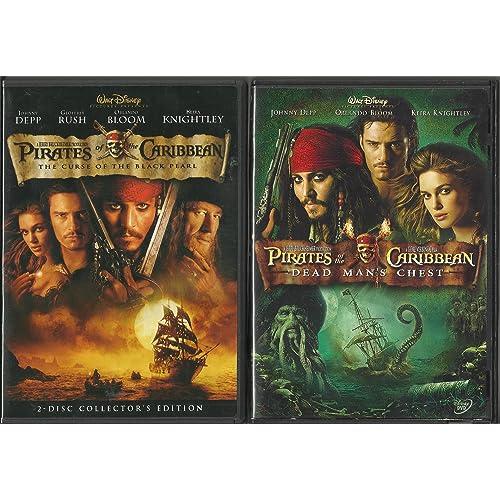 Pirates Of The Caribbean Box Set Amazoncom