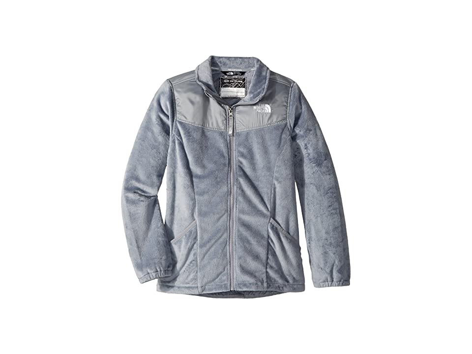 The North Face Kids Osolita 2 Jacket (Little Kids/Big Kids) (Mid Grey) Girl