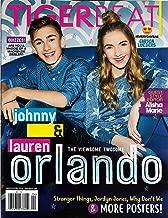 Tiger Beat Magazine - March/April 2018 - Johnny & Lauren Orlando - Stranger Things - Jordyn Jones - Why Don't We & MORE POSTERS!