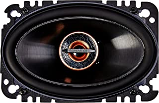Infinity REF-6422cfx 135W Reference Series Coaxial Car Speaker with Edge-Driven, Textile Tweeters, 4x6