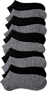 mens Solid Low Cut Socks