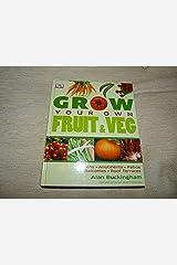 Grow Your Own Fruit & Veg Hardcover