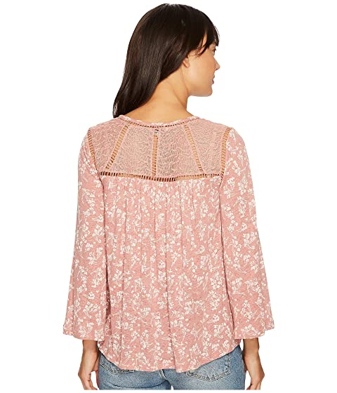 Lucky Top Brand Peasant Lace Ditzy Mix XqgxpXR