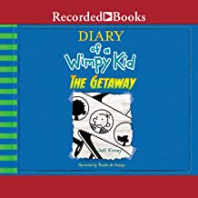 diary of a wimpy kid audiobook the getaway