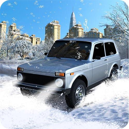 Drive NIVA Off-Road Winter 3D