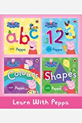 Learn With Peppa (Peppa Pig) Kindle Edition