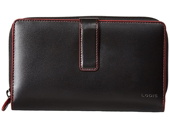 Lodis Accessories Audrey Rfid Deluxe Checkbook Clutch