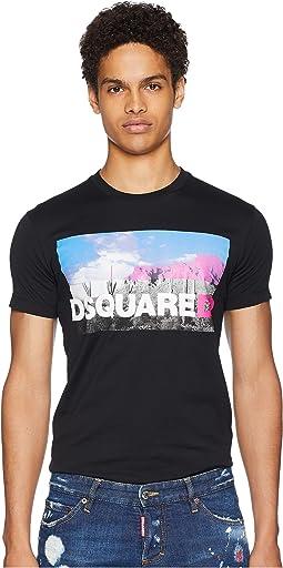 9172a3aa3ed Dsquared2 mountain hiking t shirt