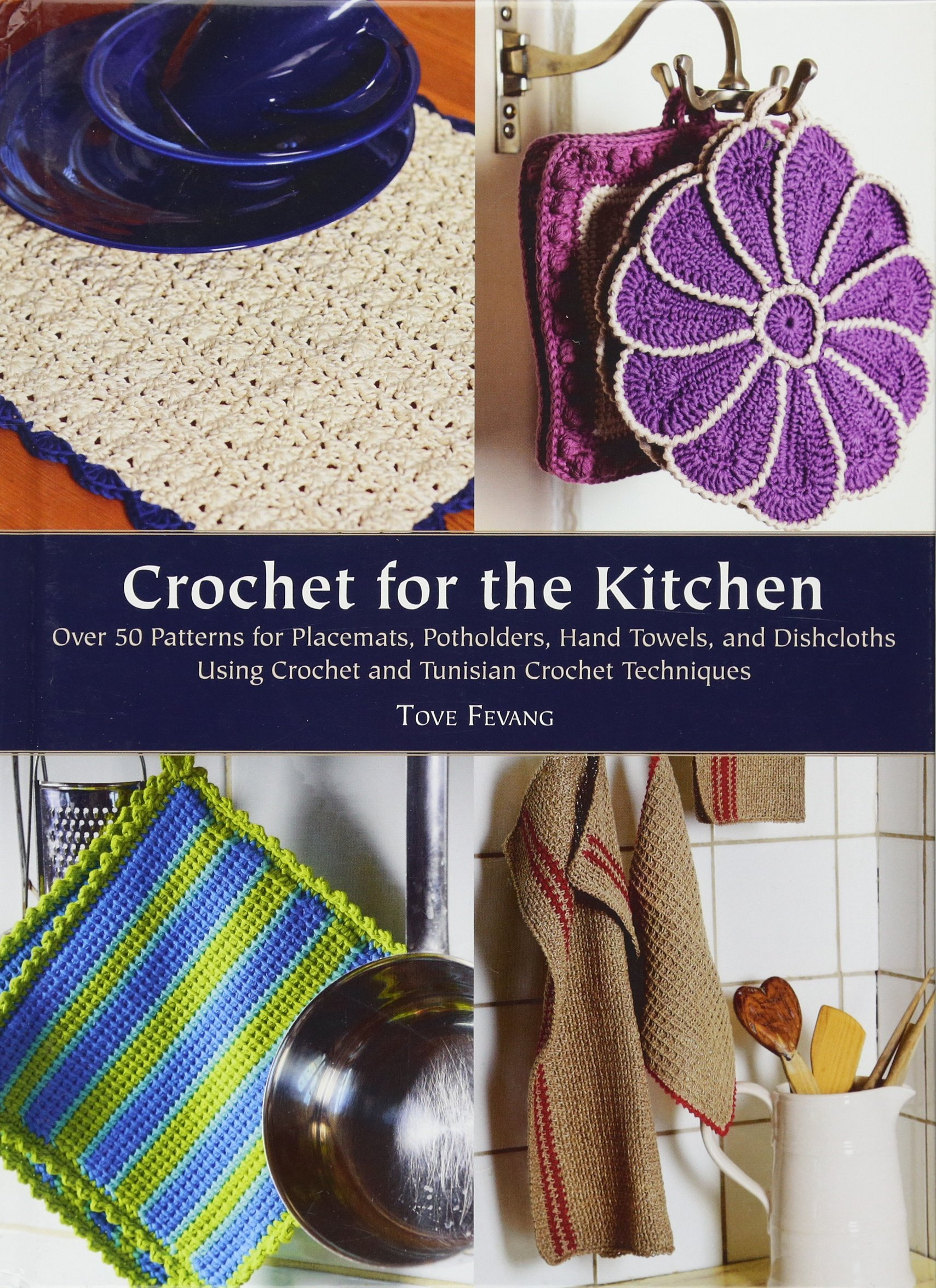 Vintage Crochet Potholder Pattern Easy Crochet Patterns