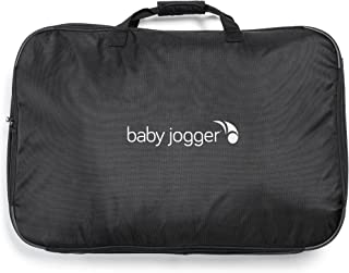 Baby Jogger Travel Bag for City Mini and City Mini GT Double Stroller, Black