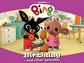 Bing's Birthday and Other Episodes