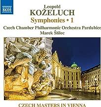 Koželuch: Symphonies, Vol. 1