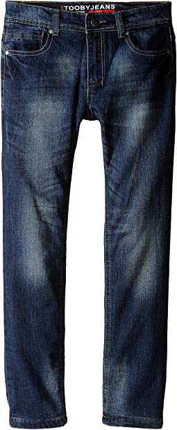 Toobydoo - Ultimate Fleece Lined Jeans (Toddler/Little Kids/Big Kids)