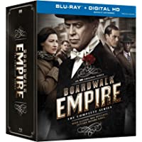 Boardwalk Empire: The Complete Series (Blu-ray + Digital)