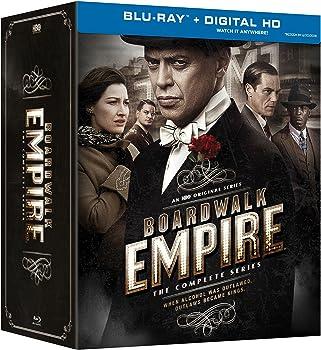 Boardwalk Empire: The Complete Series [Blu-ray + Digital]