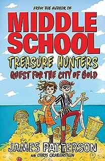 Treasure Hunters: Quest for the City of Gold: (Treasure Hunters 5) (English Edition)