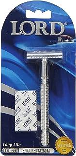 Lord Premium Double Edge Safety Razor, 1 opakowanie (1 x 1 sztuka)