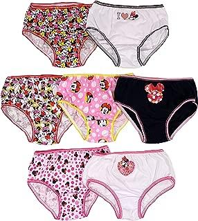 Girls' Minnie dots 7pk Panty