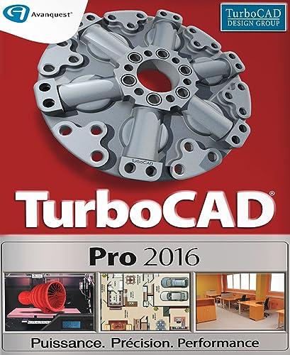 TurboCAD 2016 Professional [Téléchargement]