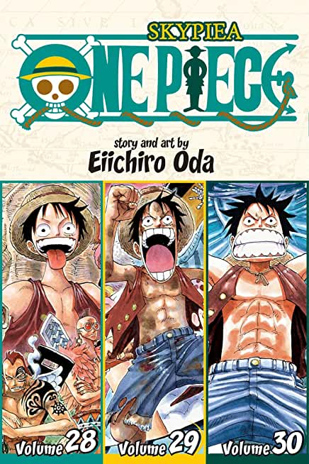 One Piece (3-in-1 Edition), Vol. 10
