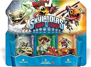 skylanders trap team characters