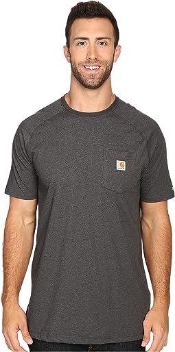 Carhartt - Big & Tall Force Cotton S/S T-Shirt