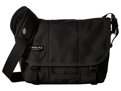 Timbuk2 Classic Messenger Extra Small (Jet Black) Messenger Bags