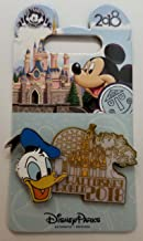 Disney Pin - 2018 Dated Collection - Donald Duck