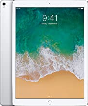 iPad Pro-2017 12.9inch, 512GB, Wi-Fi Silver Without FaceTime, (2nd Gen)