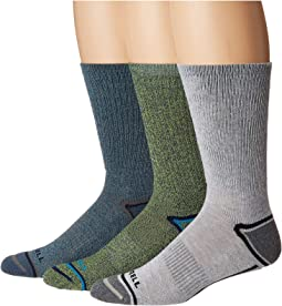 Hiker Crew 3-Pack Socks